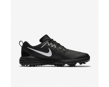 Chaussure Nike Lunar Command 2 Pour Homme Golf Noir/Noir/Blanc_NO. 849968-002
