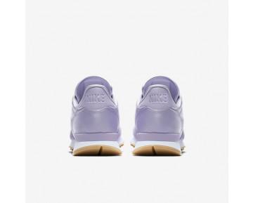 Chaussure Nike Internationalist Qs Pour Femme Lifestyle Raisin Pâle/Blanc/Jaune Gomme/Raisin Pâle_NO. 919989-500