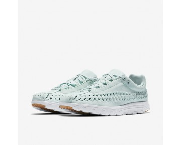Chaussure Nike Mayfly Woven Qs Pour Femme Lifestyle Fibre De Verre/Blanc/Jaune Gomme/Fibre De Verre_NO. 919749-300