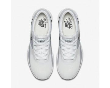 Chaussure Nike Air Max Zero Pour Femme Lifestyle Blanc/Noir/Blanc_NO. 857661-100