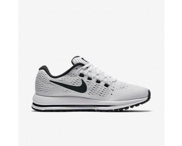 Chaussure Nike Air Zoom Vomero 12 Pour Femme Running Blanc/Platine Pur/Noir_NO. 863766-100