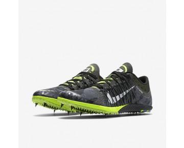 Chaussure Nike Victory Xc 3 Pour Femme Running Noir/Volt/Blanc_NO. 654693-017