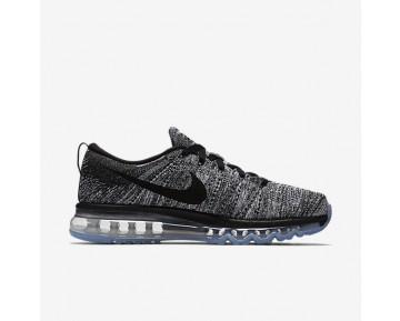 Chaussure Nike Flyknit Air Max Pour Homme Running Blanc/Noir/Noir_NO. 620469-105
