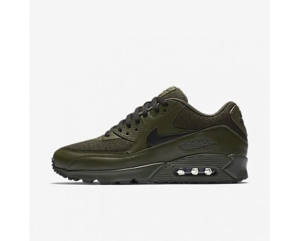 Chaussure Nike Air Max 90 Essential Pour Homme Lifestyle Kaki Cargo/Noir_NO. 537384-306