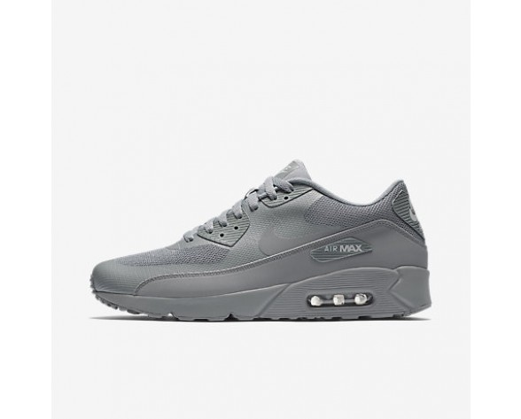 Chaussure Nike Air Max 90 Ultra 2.0 Essential Pour Homme Lifestyle Gris Froid/Gris Froid/Gris Loup/Gris Froid_NO. 875695-003