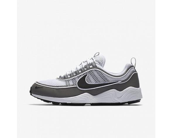 factory authentic e82fb 4b91a Chaussure Nike Air Zoom Spiridon Pour Homme Lifestyle Blanc Cendré  Clair Noir NO. 849776-101