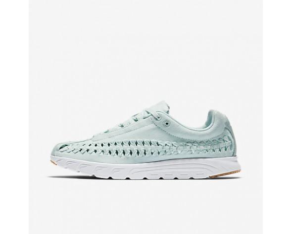 new styles f0d80 73c63 Chaussure Nike Mayfly Woven Qs Pour Femme Lifestyle Fibre De Verre Blanc Jaune  Gomme Fibre De Verre NO. 919749-300