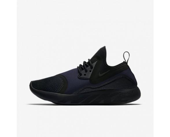 Chaussure Nike Air Max Thea Premium Pour Femme Lifestyle Noir/Volt/Obsidienne Foncée_NO. 923620-007