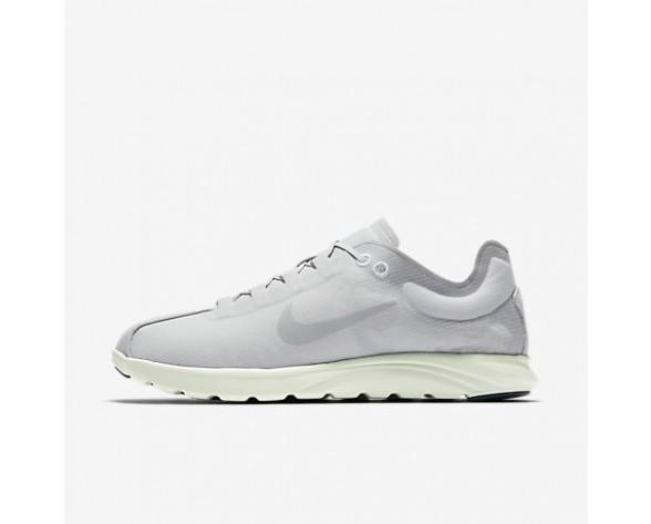 Chaussure Nike Lab Mayfly Lite Si Pinnacle  Pour Femme Lifestyle Platine Pur/Bleu Orage/Voile/Gris Loup_NO. 881197-002