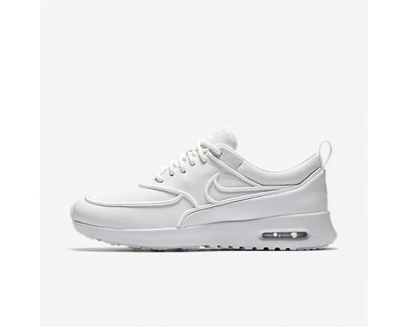 more photos 0e28e 3ec49 Chaussure Nike Air Max Thea Ultra Si Pour Femme Lifestyle Blanc  Sommet Teinte Bleue Blanc Sommet Blanc Sommet NO. 881119-100