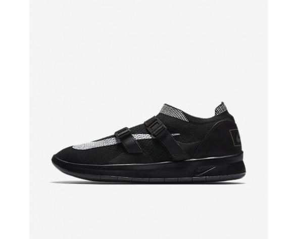 Chaussure Nike Lab Air Sock Racer Ultra Flyknit Pour Homme Lifestyle Noir/Noir/Voile_NO. 904580-001