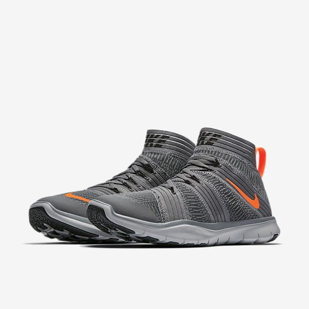 lowest price f551d 77937 Chaussure Nike Free Train Virtue Pour Homme Fitness Et Training Gris Froid Gris  Loup . Prix normal   105,46 €