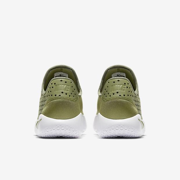 newest d1b1d bc213 Chaussure Nike Fl-Rue Pour Homme Lifestyle Vert Feuille De Palmier Blanc Vert  Feuille De Palmier NO. 880994-300