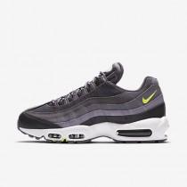 Chaussure Nike Air Max 95 Essential Pour Homme Lifestyle Anthracite/Anthracite/Gris Foncé/Volt_NO. 749766-019