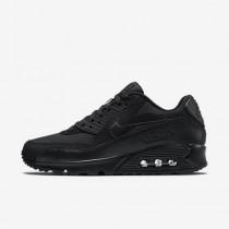 Chaussure Nike Air Max 90 Essential Pour Homme Lifestyle Noir/Noir/Noir/Noir_NO. 537384-090