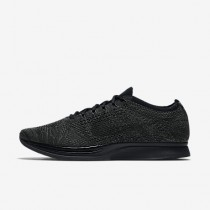 Chaussure Nike Flyknit Racer Pour Homme Lifestyle Noir/Anthracite/Anthracite/Noir_NO. 526628-009