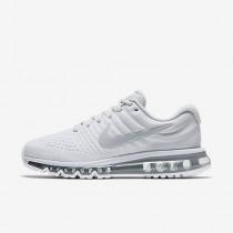 Chaussure Nike Air Max 2017 Pour Homme Lifestyle Platine Pur/Blanc/Blanc Cassé/Gris Loup_NO. 849559-009