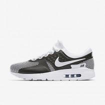 Chaussure Nike Air Max Zero Essential Pour Homme Lifestyle Blanc/Obsidienne/Jaillir/Blanc_NO. 876070-103