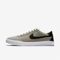 Chaussure Nike Sb Bruin Hyperfeel Canvas Pour Homme Skateboard Kaki/Blanc/Noir/Noir_NO. 883680-201