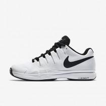 Chaussure Nike Court Zoom Vapor 9.5 Tour Pour Homme Tennis Blanc/Noir/Noir_NO. 631458-101