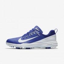 Chaussure Nike Lunar Command 2 Pour Homme Golf Nuit Profonde/Platine Pur_NO. 849968-500