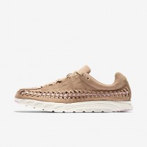 Chaussure Nike Mayfly Woven Pour Femme Lifestyle Brun Vachette/Orme/Voile/Rose Arctique_NO. 833802-200