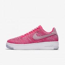 Chaussure Nike Air Force 3 Flyknit Low Pour Femme Lifestyle Rose Prisme/Rose Coureur/Bleu Buée/Rose Prisme_NO. 820256-601