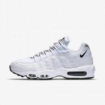 Chaussure Nike Air Max 95 Pour Homme Lifestyle Blanc/Noir/Noir_NO. 609048-109