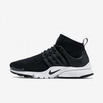 Chaussure Nike Air Presto Ultra Flyknit Pour Femme Lifestyle Noir/Blanc/Noir_NO. 835738-001