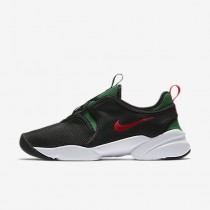 Chaussure Nike Loden Pour Femme Lifestyle Noir/Vert Pin/Rouge Atome_NO. 896298-003