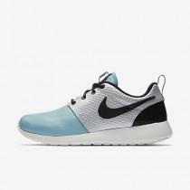 Chaussure Nike Roshe One Lx Pour Femme Lifestyle Argent Métallique/Bleu Mica/Ivoire/Noir_NO. 881202-002