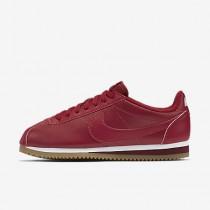 sports shoes d6213 0af2d Chaussure Nike Classic Cortez Metallic Pour Femme Lifestyle Rouge Sportif  Blanc Rouge Équipe