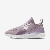 Chaussure Nike Lunarcharge Premium Pour Femme Lifestyle Lilas Glacé/Brume Prune/Volt/Blanc Sommet_NO. 923286-500