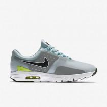Chaussure Nike Air Max Zero Si Pour Femme Lifestyle Bleu Glacier/Vert Légion/Blanc/Noir_NO. 881173-400