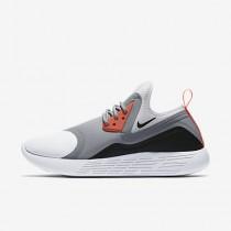 Chaussure Nike Lunarcharge Essential Bn Pour Femme Lifestyle Gris Loup/Noir/Blanc_NO. 933797-010