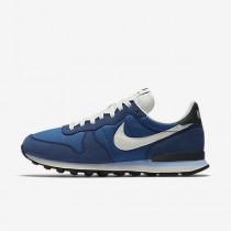Chaussure Nike Internationalist Pour Homme Lifestyle Bleu Étoilé/Bleu Côtier/Anthracite/Voile_NO. 828041-401