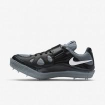 Chaussure Nike Zoom Hj Iii Pour Femme Running Noir/Gris Magnétique Clair/Blanc_NO. 317645-002