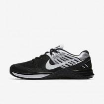 low priced cd6e7 7041d Chaussure Nike Metcon Dsx Flyknit Pour Femme Fitness Et Training Noir Blanc NO.  849809-