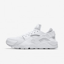 Chaussure Nike Air Huarache Pour Homme Lifestyle Blanc/Blanc/Platine Pur_NO. 318429-109