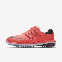 Chaussure Nike Lunar Control Vapor Pour Femme Golf Rouge Lave Brillant/Anthracite/Blanc/Gris Froid Métallique_NO. 849979-600