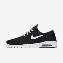 Chaussure Nike Sb Stefan Janoski Max Pour Homme Lifestyle Noir/Blanc_NO. 631303-010