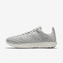 Chaussure Nike Lab Free Inneva Motion Woven Pour Homme Lifestyle Platine Pur/Voile/Platine Pur_NO. 894989-001