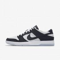 Chaussure Nike Sb Dunk Low Elite « Oski » Pour Homme Lifestyle Noir/Blanc/Transparent/Noir_NO. 877063-001