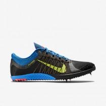 quality design 2124b df12d Chaussure Nike Victory Xc 3 Pour Homme Running Noir Bleu Photo Vert  Ardent NO.