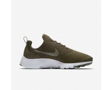 Chaussure Nike Presto Fly Pour Homme Lifestyle Olive Moyen/Blanc/Olive Moyen_NO. 908019-201