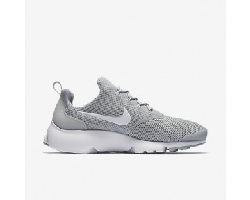 Chaussure Nike Presto Fly Pour Homme Lifestyle Gris Loup/Gris Loup/Blanc_NO. 908019-003