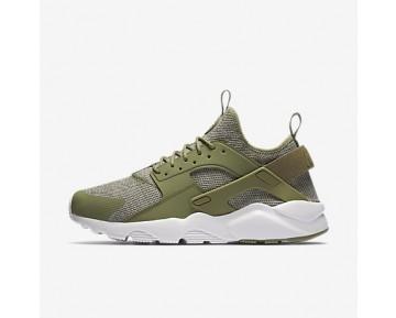 Chaussure Nike Air Huarache Ultra Breathe Pour Homme Lifestyle Cavalier/Blanc Sommet/Cavalier_NO. 833147-201