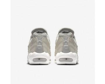 Chaussure Nike Air Max 95 Essential Pour Homme Lifestyle Gris Pâle/Blanc Sommet/Gris Pâle_NO. 749766-020