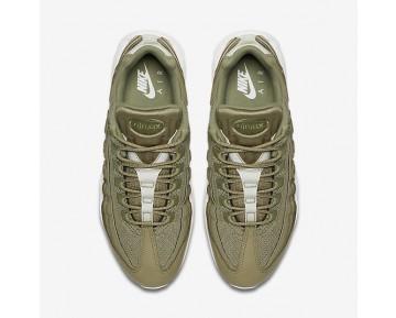 Chaussure Nike Air Max 95 Essential Pour Homme Lifestyle Cavalier/Blanc Sommet/Cavalier_NO. 749766-201