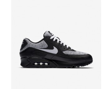 Chaussure Nike Air Max 90 Essential Pour Homme Lifestyle Noir/Blanc_NO. 537384-079